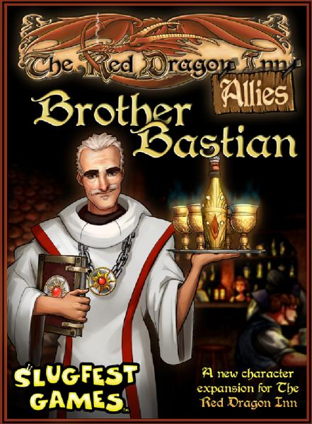 Red Dragon Inn: Allies Brother Bastian Expansion