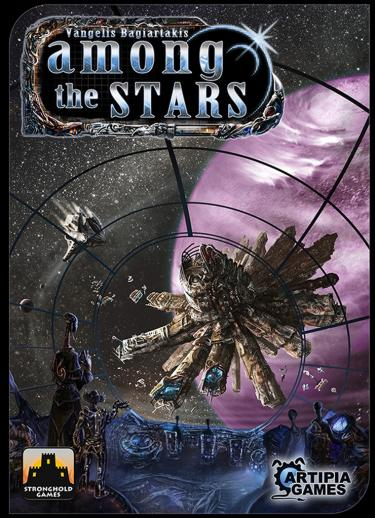 Among the Stars Board Game