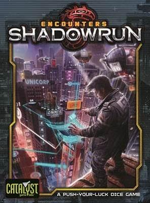 Shadowrun: Encounters Card Game