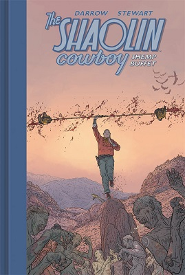 Shaolin Cowboy: The Shemp Buffet HC