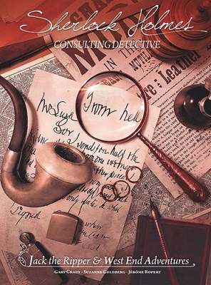 Sherlock Holmes: Consulting Detective: Jack the Ripper and West End Adventures