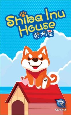 Shiba Inu House Card Game