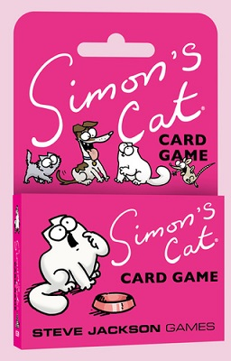Simons Cat Card Game