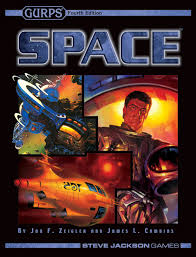 Gurps 4th Ed: Space HC - Used