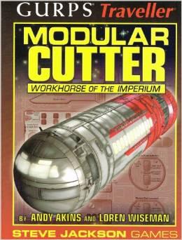 Gurps Traveller: Modular Cutter - Used