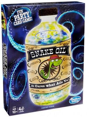 Snake Oil Board Game (Hasbro)