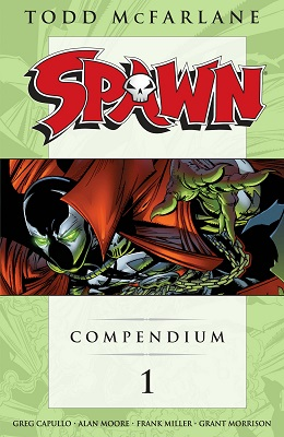 Spawn Compendium: Volume 1 TP - Used