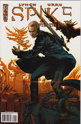 Spike: After the Fall Complete Bundle (4 Issues) - Used