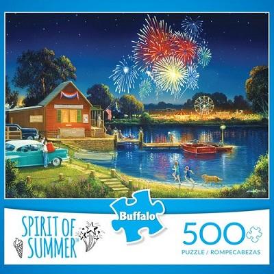Spirit of Summer Puzzle (500 Pieces)