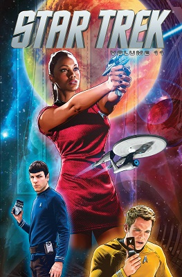 Star Trek Ongoing: Volume 11 TP
