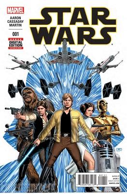 Star Wars no. 1 (2015 Series)