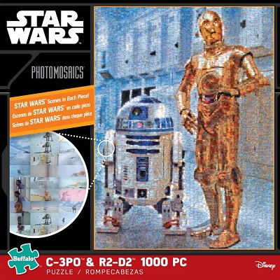 Star Wars: Droids of the Resistance Puzzle (1000 Pieces)