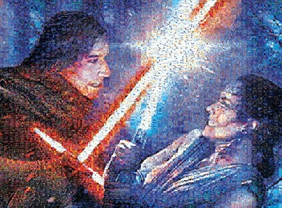 Star Wars: Strong With the Force Puzzle (1000 Pieces)