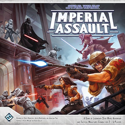 Star Wars: Imperial Assault - USED - By Seller No: 11119 Clayton Hargrave