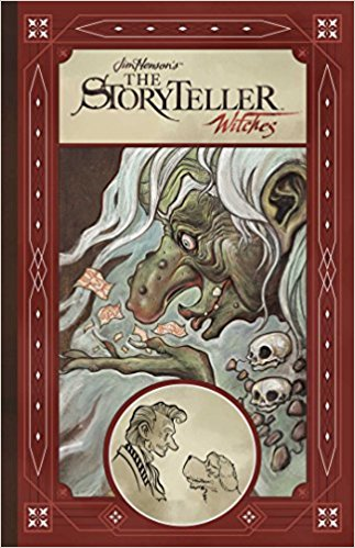 Storyteller Witches HC