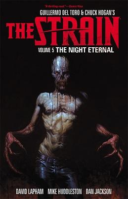 The Strain: Volume 5: The Night Eternal TP