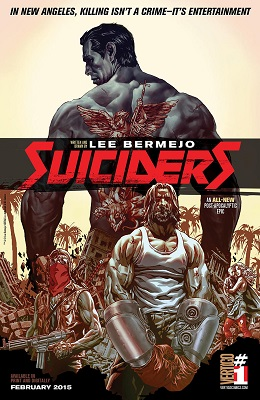 Suiciders (2015) Complete Bundle - Used