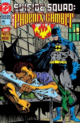 Suicide Squad: The Phoenix Gambit Complete Bundle (4 Issues)