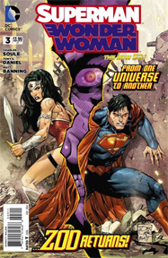 Superman Wonder Woman no. 3 (New 52) - Used