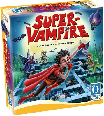 Super Vampire Board Game