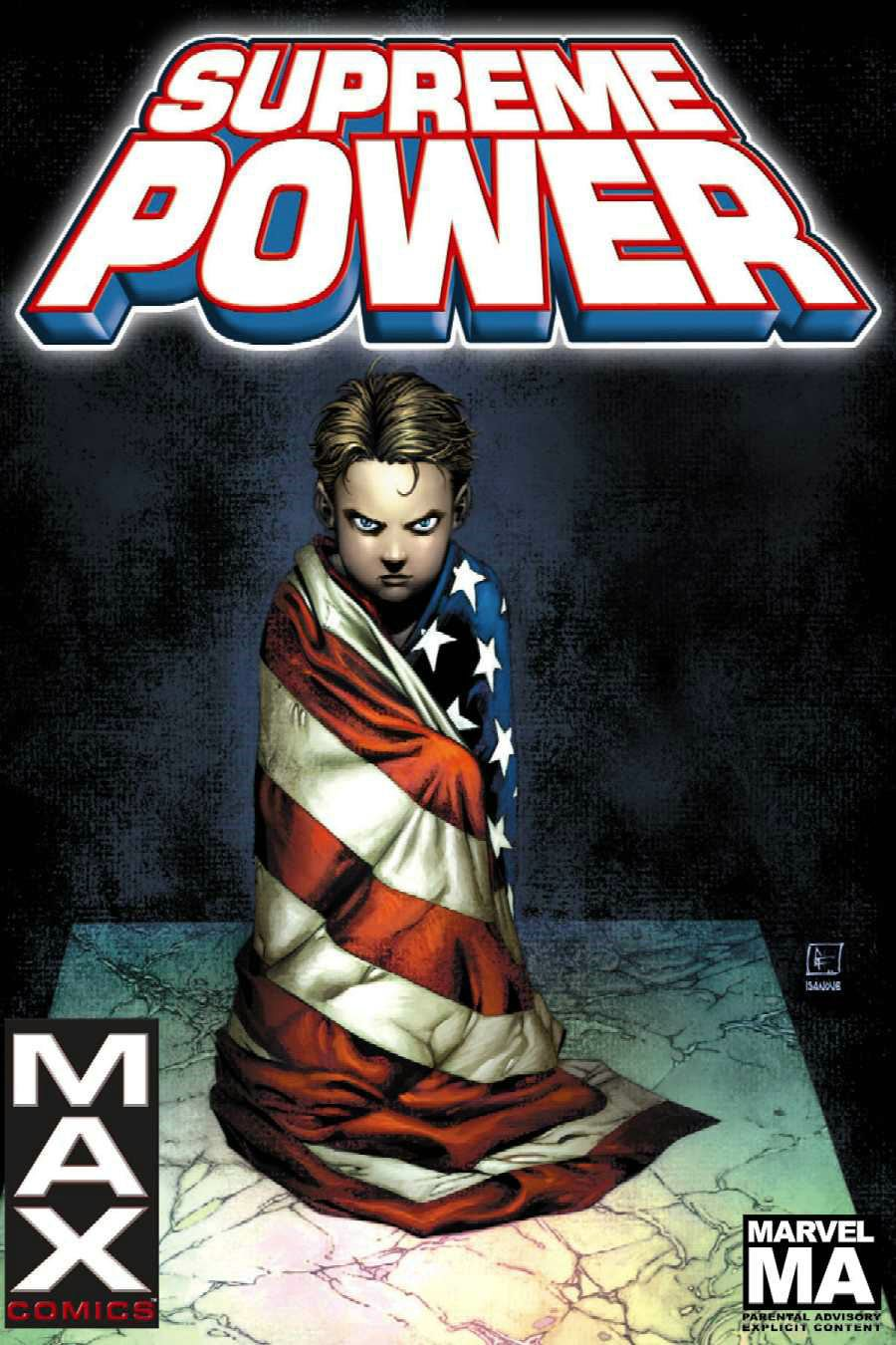 Supreme Power: Volume 1: Contact TP - Used