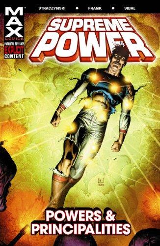 Supreme Power: Volume 2: Powers and Principalities TP - Used