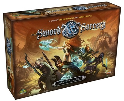 Sword and Sorcery: Immortal Souls Board Game