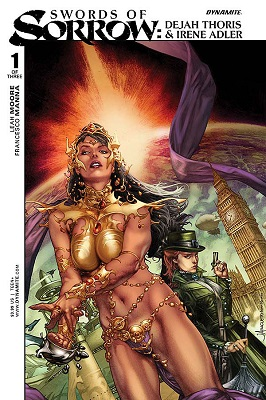 Swords of Sorrow: Thoris and Irene Adler (2015) Complete Bundle - Used