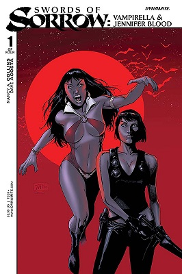 Swords of Sorrow: Vampirella and Jennifer Blood (2015) Complete Bundle - Used