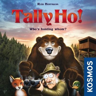 Tally Ho Board Game