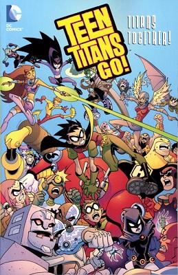Teen Titans Go: Titans Together TP
