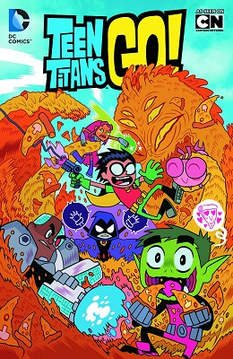 Teen Titans Go: Volume 1: Party Party TP