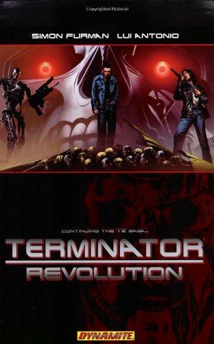 Terminator: Revolution TP - Used