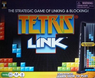 Tetris Link Board Game (Puremco)
