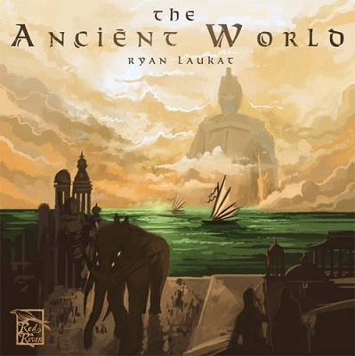 The Ancient World Board Game 2nd edition