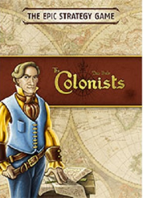 The Colonists Board Game