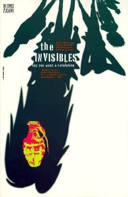 The Invisibles: Say you want a revolution TP - Used