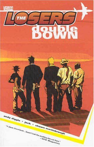The Losers: Volume 2: Double Down TP - Used