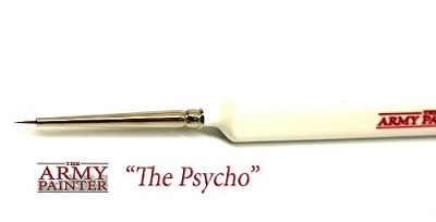 Wargamer Brush: The Psycho: BR7014