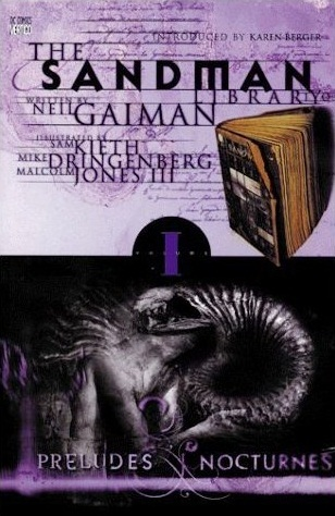 The Sandman: Volume 1: Preludes and Nocturnes TP - Used