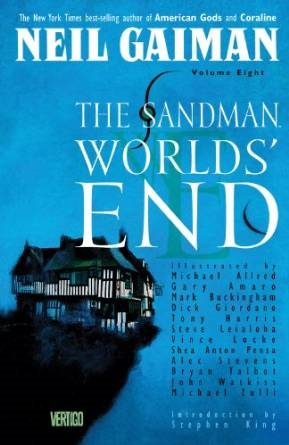 The Sandman: Volume 8: Worlds End TP - Used