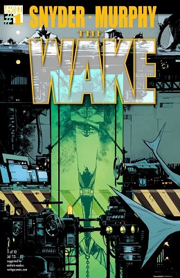 The Wake Complete Bundle (10 Issues) - Used