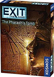Exit the Game: the Pharaohs Tomb