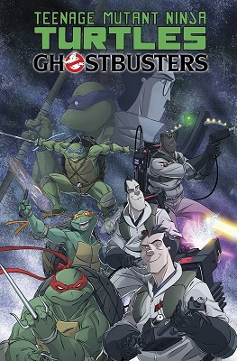 TMNT Ghostbusters TP