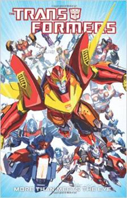 Transformers: More Than Meets The Eye: Volume 1 TP