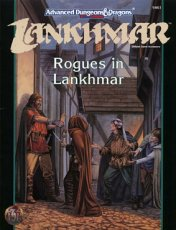 Dungeons and Dragons 2nd ed: Lankhmar: Rogues in Lankhmar - USED