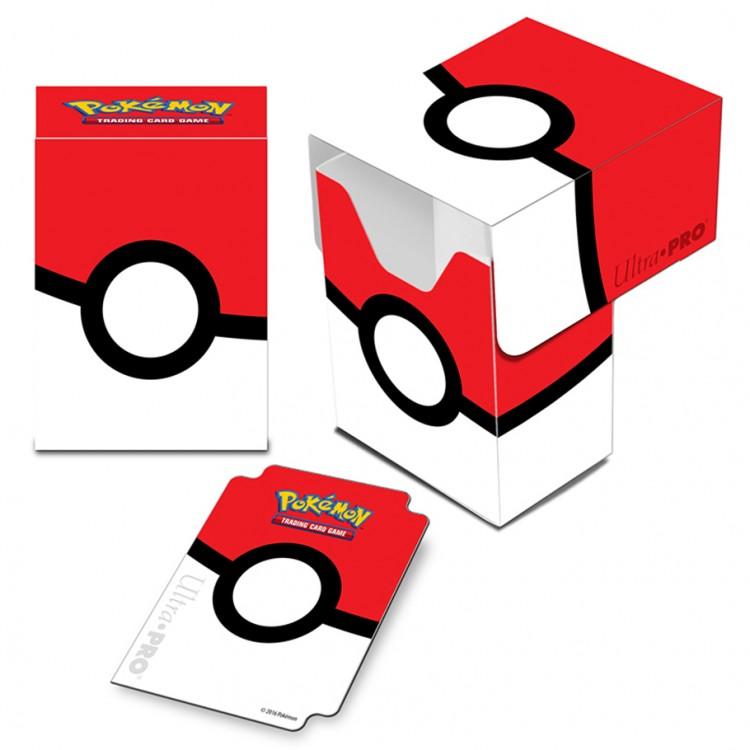 Deck Box: Pokemon: Pokeball 85121
