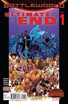Ultimate End (2015) Complete Bundle - Used