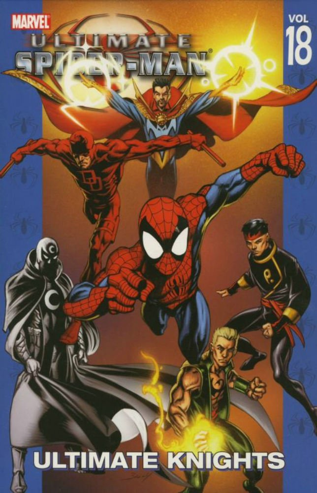 Marvel: Ultimate Spider-Man: Volume 18: Ultimate Knights TP - Used