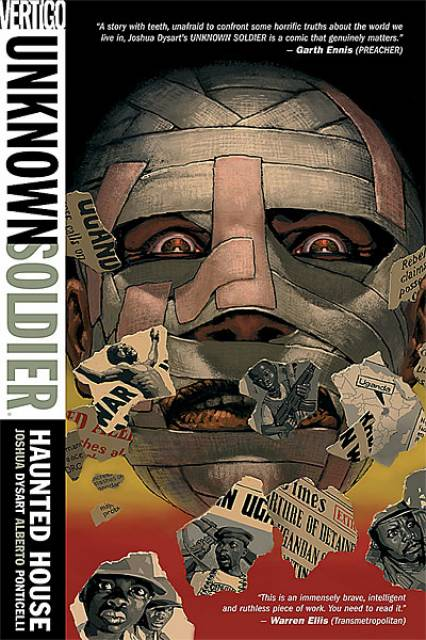 Unknown Soldier: Haunted House: Volume 1 TP - Used